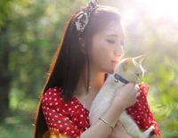 猫一般的少女