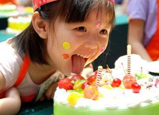 【购物福利社】带宝贝来体验蛋糕DIY的快乐